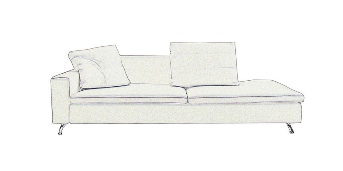 Salotti Fossati - Poltrone, divani, salotti e letti anche su misura